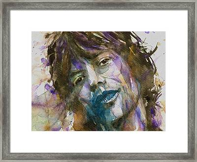 Gimmie Shelter Framed Print by Paul Lovering