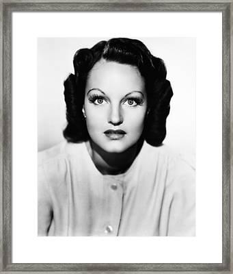 Girls Under 21, Rochelle Hudson, 1940 Framed Print by Everett