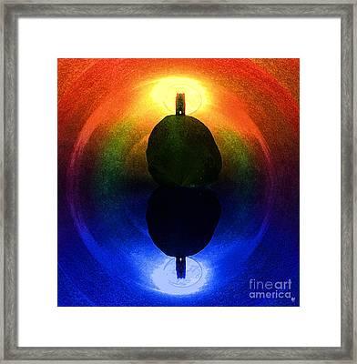 Glastonbury Tor  2 Framed Print by Neil Finnemore