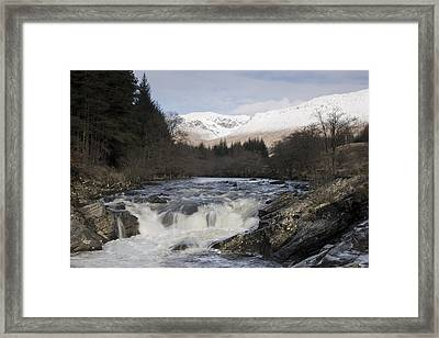 Glen Orchy Scotland Framed Print by Pat Speirs