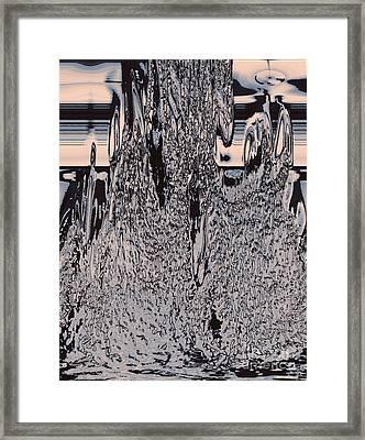 Global Warming Framed Print by Gerlinde Keating - Galleria GK Keating Associates Inc