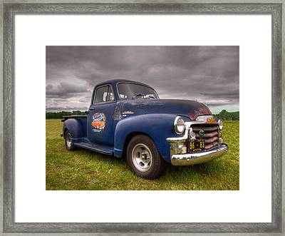 Gmc 100 Framed Print by Thomas Young