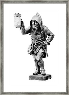 Gnome, Legendary Creature Framed Print by Photo Researchers