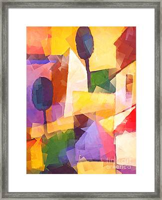 Go South Framed Print by Lutz Baar