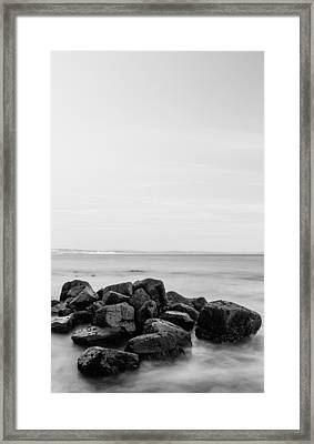 Go With The Flow II Framed Print by Marco Oliveira