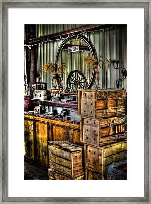 God Bless John Wayne Framed Print by David Morefield