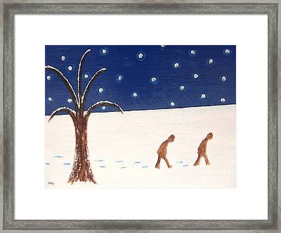 Going Home  Framed Print by Patrick J Murphy