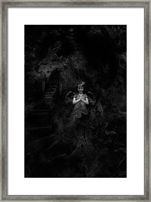 going to Heaven Framed Print by David Fox