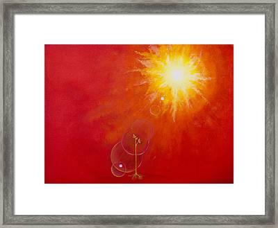 Golden Age Framed Print by Barbara Klimova