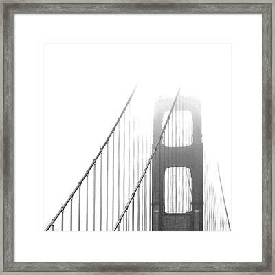 Golden Gate Bridge Framed Print by Ben and Raisa Gertsberg
