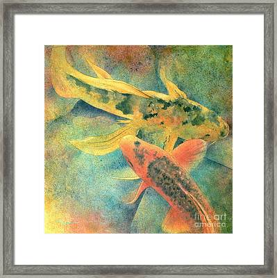Goldfish Framed Print by Robert Hooper