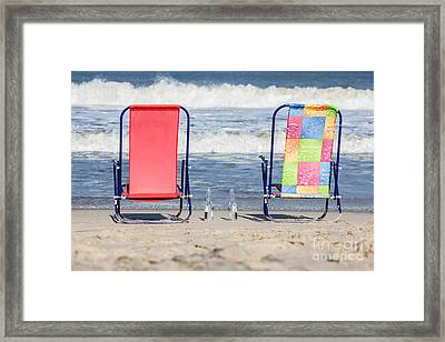 Gone For A Walk Framed Print by Kay Pickens