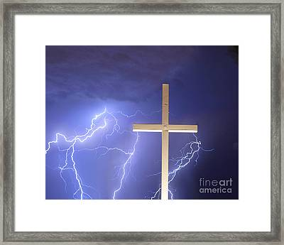 Good Friday Framed Print by James BO  Insogna