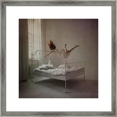Good Morning Framed Print by Anka Zhuravleva