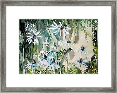 Good Morning Framed Print by Mindy Newman