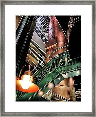 Good Ol' Daze Framed Print by Robert McCubbin