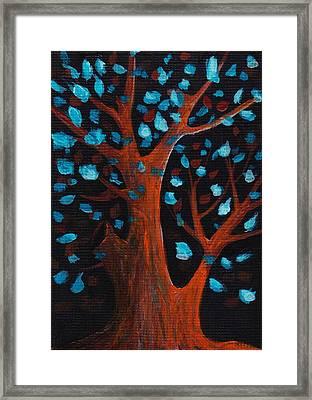 Good Wishes Framed Print by Anastasiya Malakhova