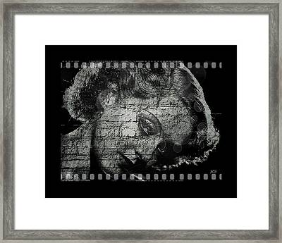 Goodbye Classic America Framed Print by Absinthe Art By Michelle LeAnn Scott
