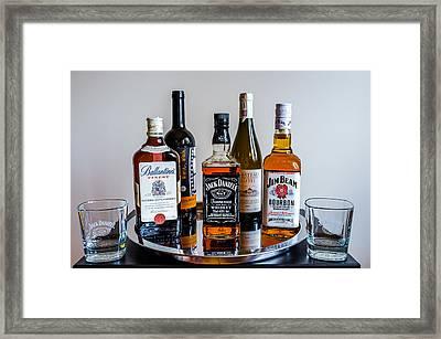 Goodfellas Framed Print by Tgchan