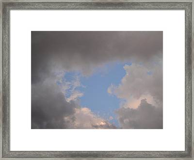 Goodnight Sweetheart Framed Print by Suzanne Perry