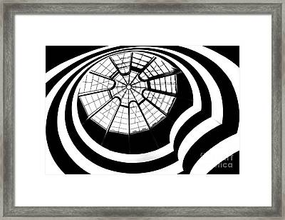 Googly-eyed Framed Print by Az Jackson