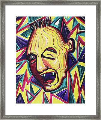 Goonies Framed Print by Suzanne  Marie Leclair