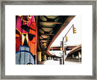 Got My Eye On You Framed Print by Robert McCubbin