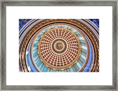 Gov001-12 Framed Print by Cooper Ross