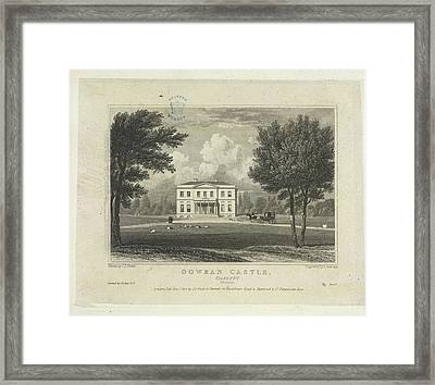 Gowran Castle Framed Print by British Library