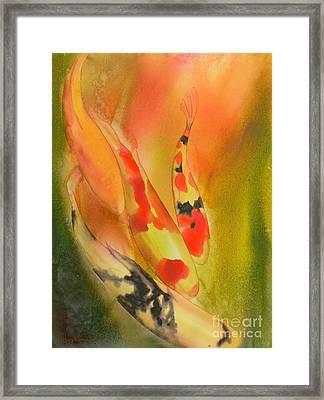 Grace Framed Print by Robert Hooper
