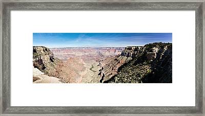 Grand Canyon 1 Framed Print by Douglas Barnett