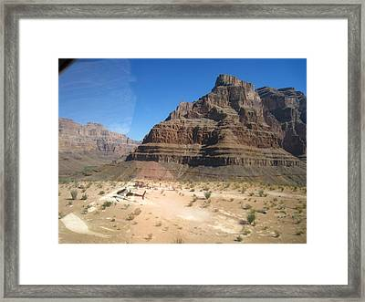 Grand Canyon - 121267 Framed Print by DC Photographer