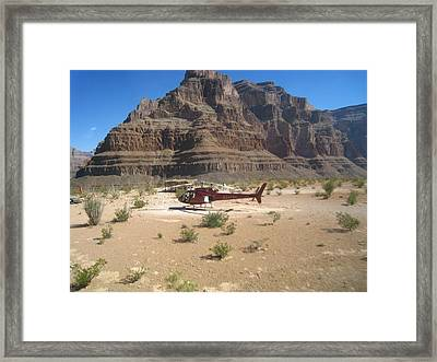 Grand Canyon - 121269 Framed Print by DC Photographer