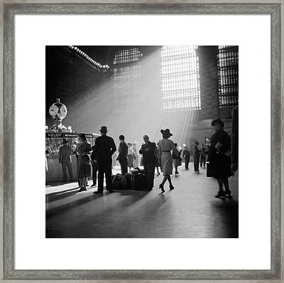 Grand Central Terminal, New York City Framed Print by Science Source