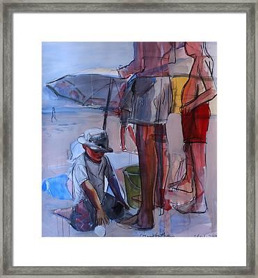 Grandfathers Framed Print by Daniel Clarke