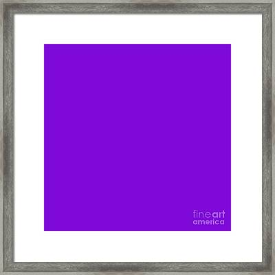 Grape Juice Framed Print by Andee Design