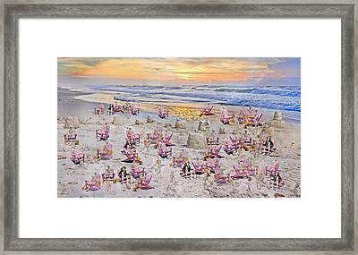 Grateful Holiday Framed Print by Betsy C Knapp
