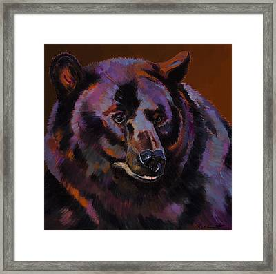 Great Bear Framed Print by Bob Coonts