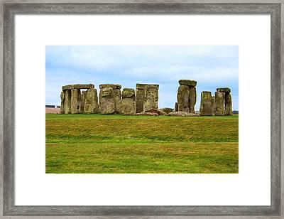 Great Britain, England, Wiltshire Framed Print by Kymri Wilt