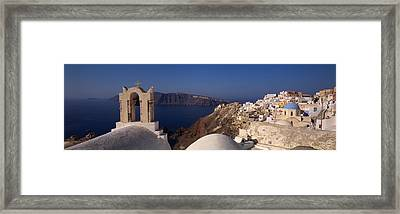 Greece Framed Print by Panoramic Images