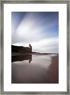 Greenan Castle Framed Print by Grant Glendinning