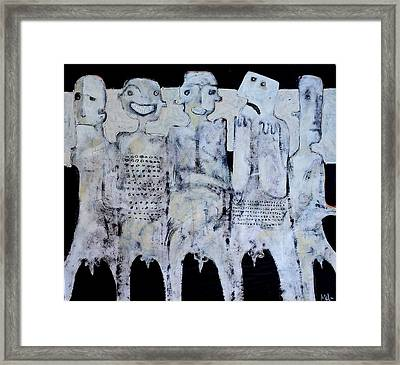Grego No.1 Framed Print by Mark M  Mellon
