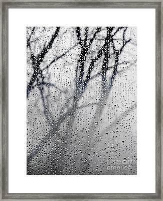 Grief Framed Print by Sarah Loft