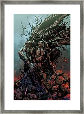 Grimm Fairy Tales Presents Sleepy Hollow 01b Framed Print by Zenescope Entertainment