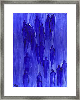 Group 23 - 1997 Framed Print by Mirko Gallery
