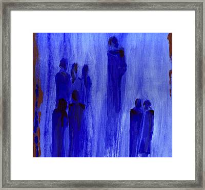 Group 24 - 1997 Framed Print by Mirko Gallery