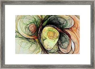 Growth Framed Print by Anastasiya Malakhova