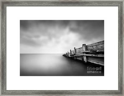 Calm Framed Print by Rod McLean