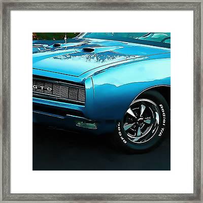 GTO Framed Print by Robert Smith