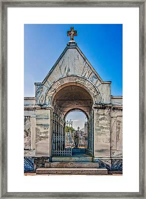 Guardian Angel Framed Print by Steve Harrington